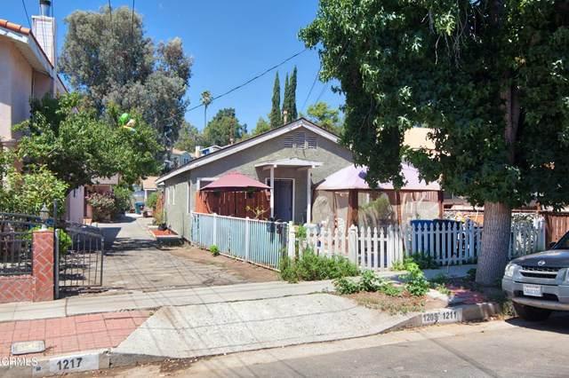 1209 Neola Street, Los Angeles (City), CA 90041 (#P1-3577) :: The Alvarado Brothers