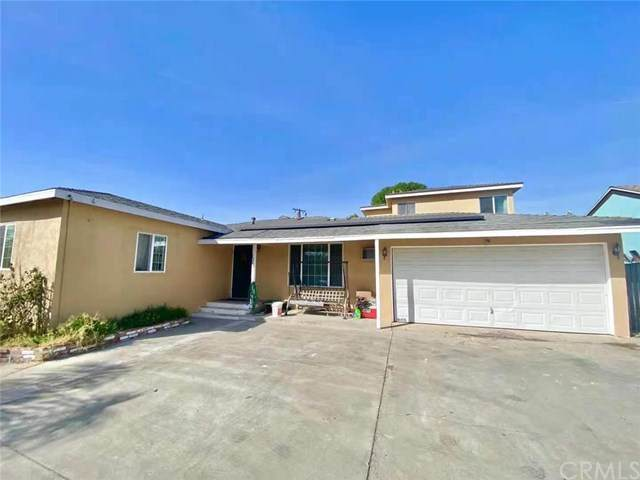 16263 Doublegrove Street, La Puente, CA 91744 (#PW21043775) :: Rogers Realty Group/Berkshire Hathaway HomeServices California Properties