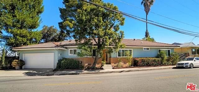 2438 Roscomare Road, Los Angeles (City), CA 90077 (#21699614) :: BirdEye Loans, Inc.