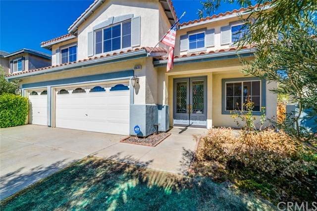 13670 Silversand Street, Victorville, CA 92394 (#SW21039095) :: Rogers Realty Group/Berkshire Hathaway HomeServices California Properties