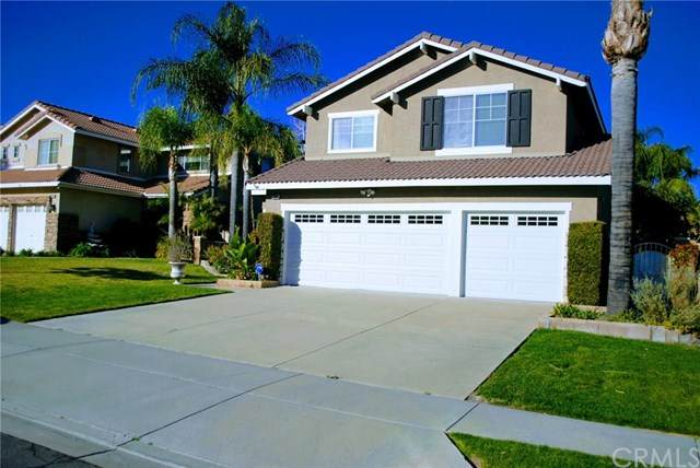 17431 Jessica Lane, Chino Hills, CA 91709 (#TR21043477) :: Better Homes and Gardens Real Estate Vogler Feigen