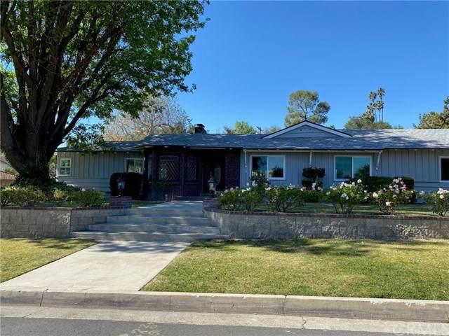 321 N Baldy Vista Avenue, Glendora, CA 91741 (#CV21043735) :: Power Real Estate Group