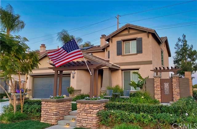 36916 Capricious Lane, Murrieta, CA 92563 (#SW21043986) :: Legacy 15 Real Estate Brokers