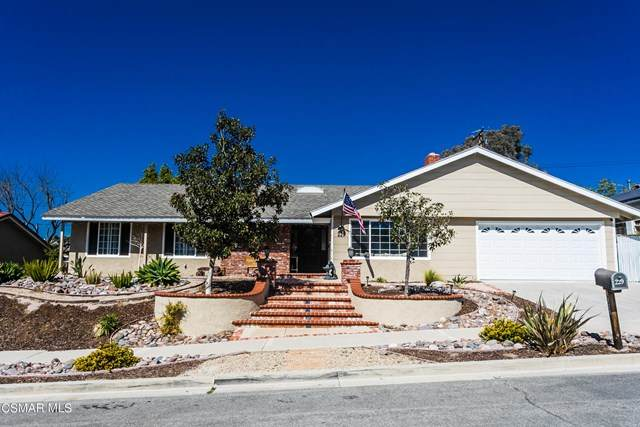 229 Siesta Avenue, Thousand Oaks, CA 91360 (#221001108) :: Laughton Team | My Home Group