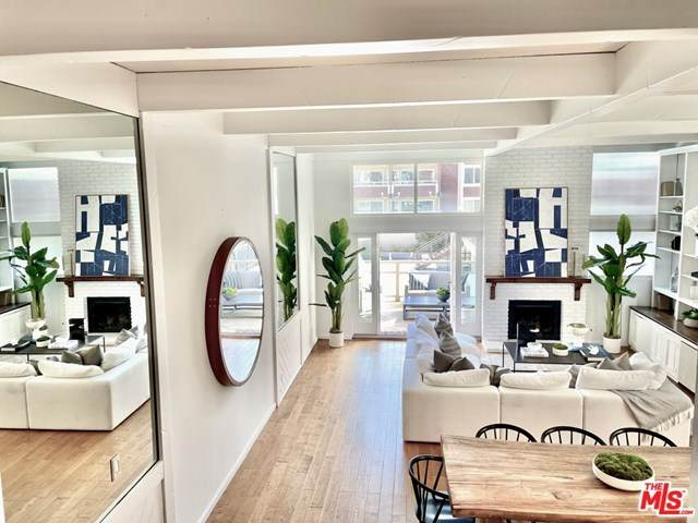 3950 Via Dolce #501, Marina Del Rey, CA 90292 (#21697934) :: The Marelly Group | Compass