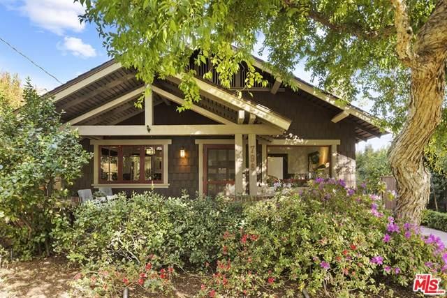 798 N Mar Vista Avenue, Pasadena, CA 91104 (#21699092) :: RE/MAX Empire Properties