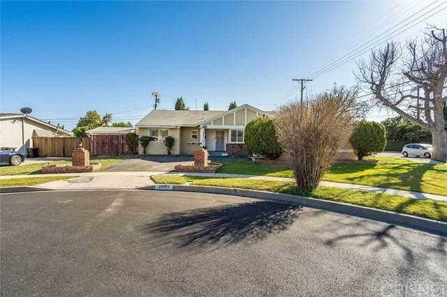 20456 Eccles Street, Winnetka, CA 91306 (#SR21042551) :: Millman Team