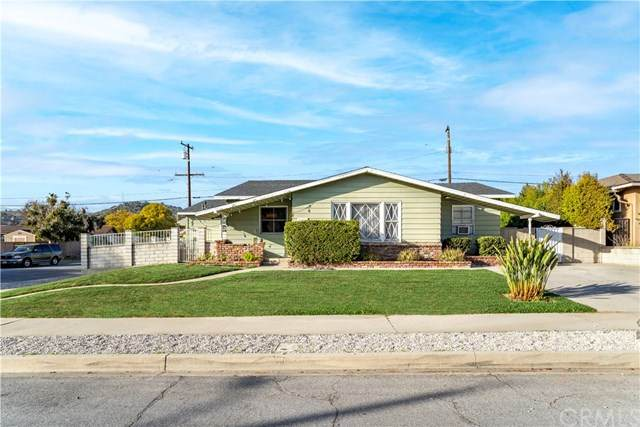 1105 E Renwick Road, Glendora, CA 91740 (#CV21034296) :: The Alvarado Brothers