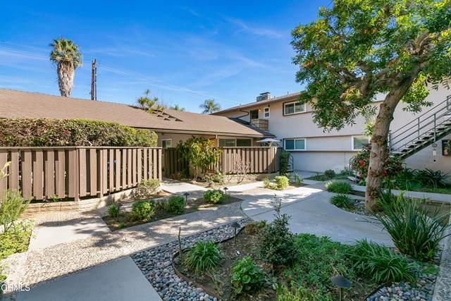 375 Cliff Drive #4, Pasadena, CA 91107 (#P1-3586) :: RE/MAX Empire Properties
