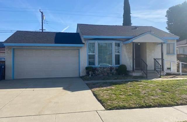 9525 Brierfield Street, Pico Rivera, CA 90660 (#PW21043982) :: Millman Team
