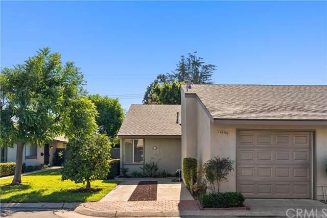 17496 Via Calma #43, Tustin, CA 92780 (#PW21043958) :: Berkshire Hathaway HomeServices California Properties