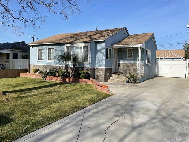 8835 Coachman Avenue, Whittier, CA 90605 (#DW21038345) :: Millman Team
