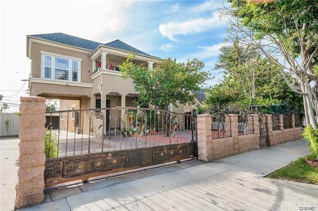 4006 W 22nd Place, Los Angeles (City), CA 90018 (#SR21044394) :: The Houston Team | Compass