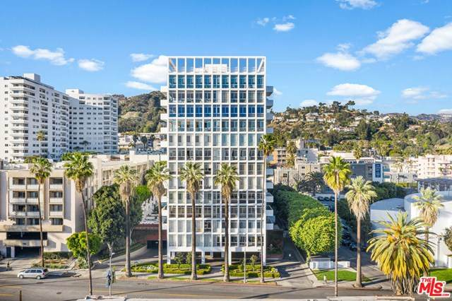 7135 Hollywood Boulevard #605, Los Angeles (City), CA 90046 (#21699708) :: TeamRobinson | RE/MAX One