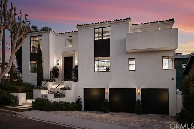 825 Highview Avenue, Manhattan Beach, CA 90266 (#SB21026486) :: Power Real Estate Group