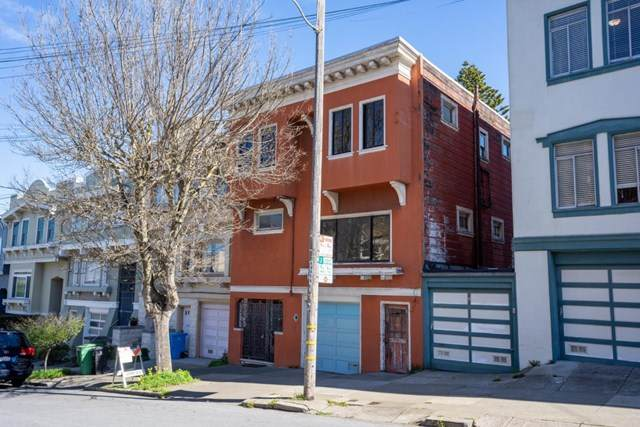 588 12th Avenue, San Francisco, CA 94118 (#ML81832334) :: McKee Real Estate Group Powered By Realty Masters & Associates