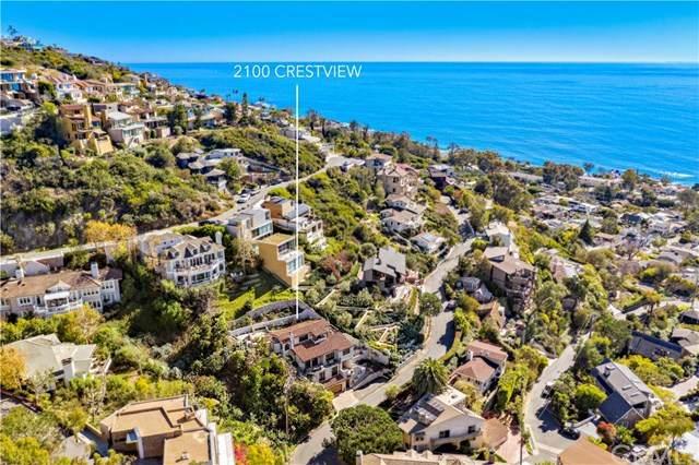 2100 Crestview Drive, Laguna Beach, CA 92651 (#LG21043398) :: Legacy 15 Real Estate Brokers