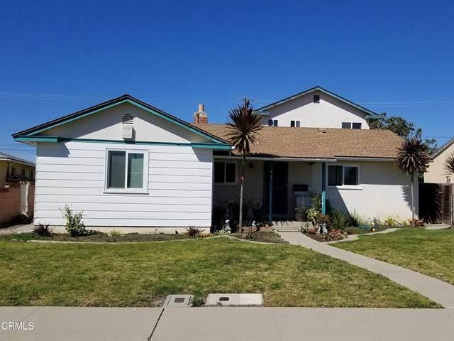 447 N M Street, Oxnard, CA 93030 (#V1-4238) :: American Real Estate List & Sell