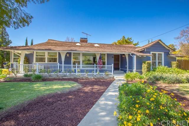 17721 Raymer Street, Sherwood Forest, CA 91325 (#SR21044838) :: McKee Real Estate Group Powered By Realty Masters & Associates