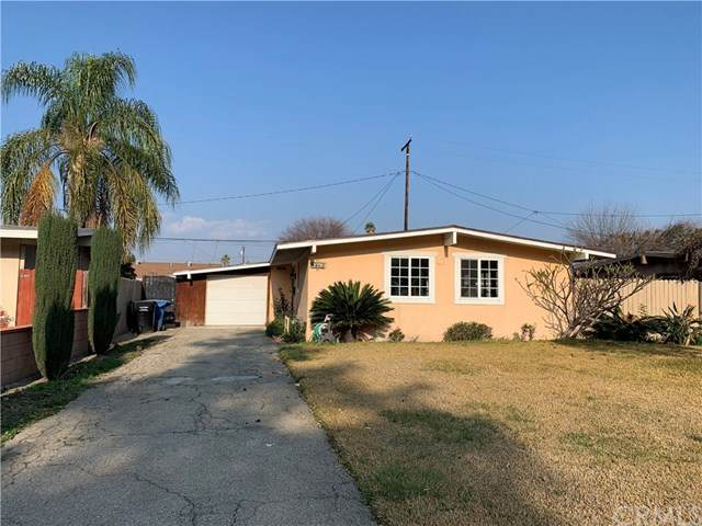 1989 Wright Street, Pomona, CA 91766 (MLS #PW21044898) :: Desert Area Homes For Sale
