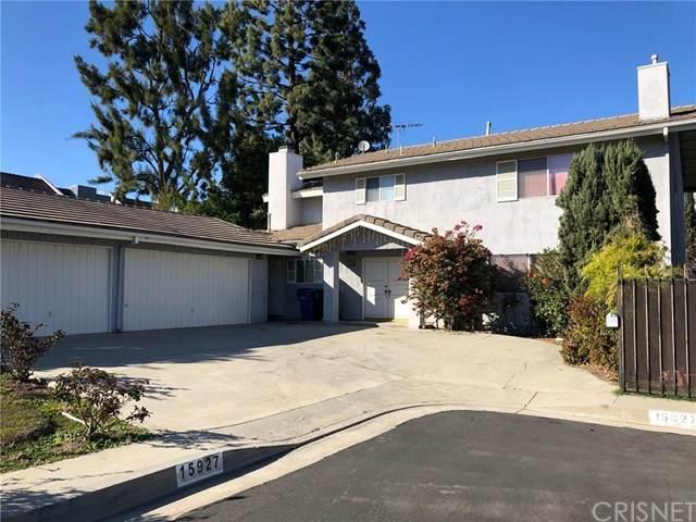 15927 Enadia Way, Van Nuys, CA 91406 (#SR21044897) :: McKee Real Estate Group Powered By Realty Masters & Associates