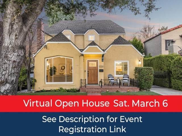 1730 Glen Una Avenue, San Jose, CA 95125 (#ML81831276) :: Mint Real Estate
