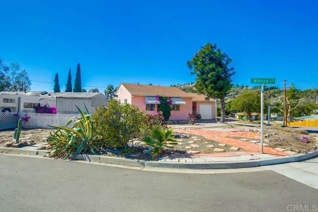 3674 Birdie Drive, La Mesa, CA 91941 (#PTP2101445) :: Steele Canyon Realty