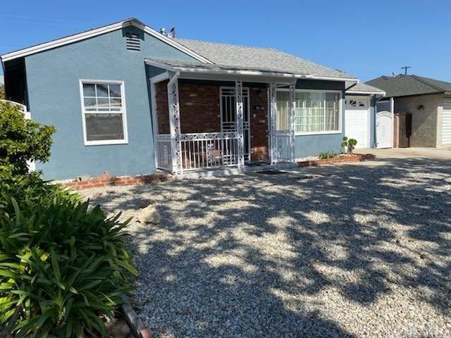 3935 W 147th Place, Hawthorne, CA 90250 (#CV21045109) :: Bathurst Coastal Properties