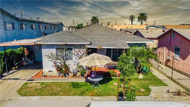 1151 E 16th Street, Long Beach, CA 90813 (#DW21044870) :: Mainstreet Realtors®