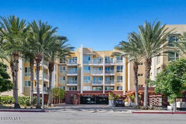 21301 Erwin Street #447, Woodland Hills, CA 91367 (#221001134) :: RE/MAX Empire Properties