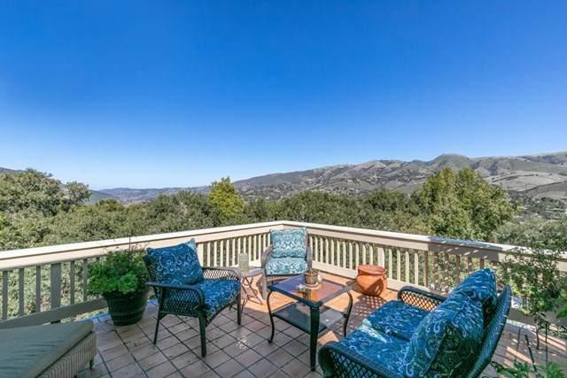 180 Calle De La Ventana, Carmel Valley, CA 93924 (#ML81832429) :: Frank Kenny Real Estate Team