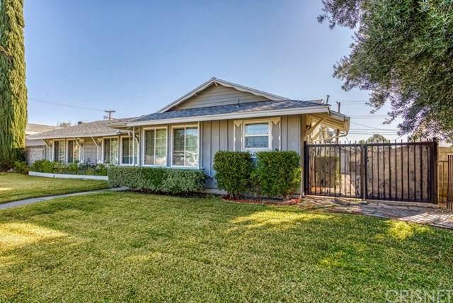 10048 Mason Avenue, Chatsworth, CA 91311 (#SR21043789) :: Millman Team