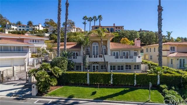 1420 Via Fernandez, Palos Verdes Estates, CA 90274 (#PV21044064) :: Bathurst Coastal Properties
