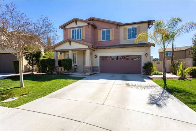 32713 Ritter Court, Temecula, CA 92592 (#SW21045168) :: Realty ONE Group Empire