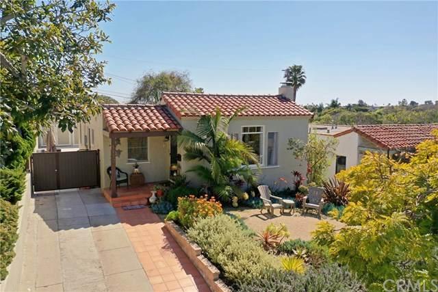1112 Cedar Street, Santa Monica, CA 90405 (#LG21044002) :: The Laffins Real Estate Team