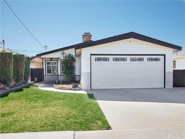 4562 W 140th Street, Hawthorne, CA 90250 (#SB21038735) :: Bathurst Coastal Properties