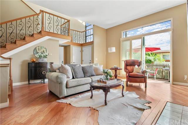 1922 Clark Lane B, Redondo Beach, CA 90278 (#PW21015933) :: Bathurst Coastal Properties