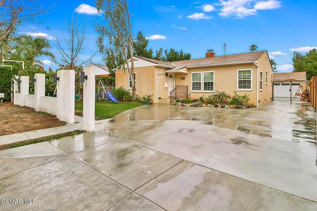 6429 Dempsey Avenue, Van Nuys, CA 91406 (#221001140) :: eXp Realty of California Inc.