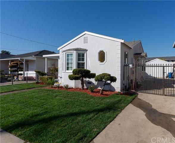 4715 W 120th Street, Hawthorne, CA 90250 (#CV21045322) :: Bathurst Coastal Properties
