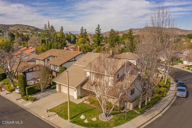 958 Ranch House Road, Westlake Village, CA 91361 (#221001143) :: Veronica Encinas Team