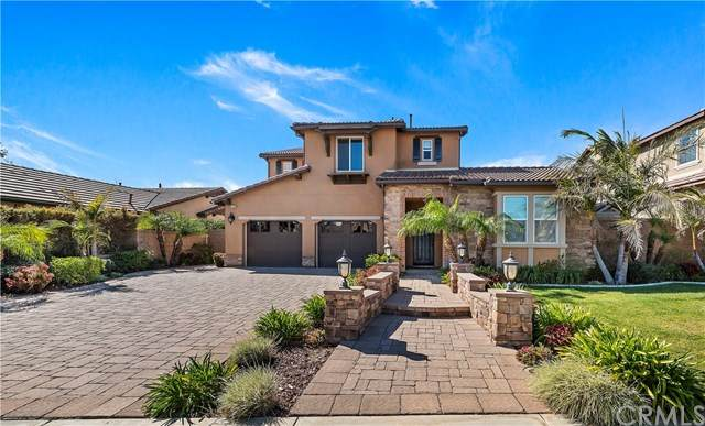 7158 Sunnyside Place, Rancho Cucamonga, CA 91739 (#CV21045269) :: Frank Kenny Real Estate Team