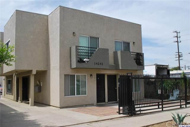 14242 Calvert Street, Van Nuys, CA 91401 (#320005210) :: Millman Team
