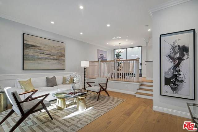 840 20Th Street #10, Santa Monica, CA 90403 (#21692348) :: The Laffins Real Estate Team