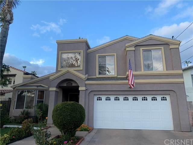 20223 Gifford Street, Winnetka, CA 91306 (#SR21045308) :: The Brad Korb Real Estate Group