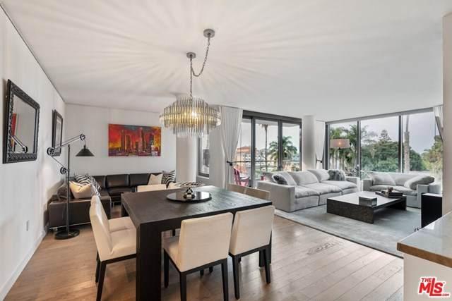 1755 Ocean #409, Santa Monica, CA 90401 (#21700678) :: The Laffins Real Estate Team