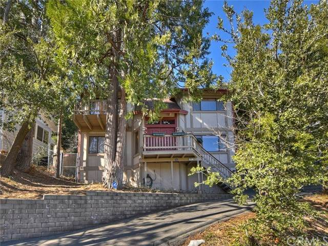 242 Weisshorn Drive, Crestline, CA 92325 (#EV21045500) :: Power Real Estate Group