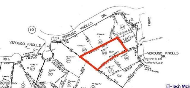 0 Verdugo Knolls, Glendale, CA 91208 (#320005214) :: The Brad Korb Real Estate Group