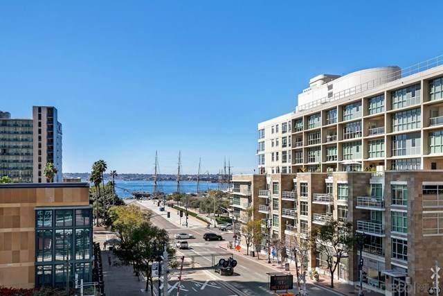 1388 Kettner Blvd #403, San Diego, CA 92101 (#210005672) :: Hart Coastal Group