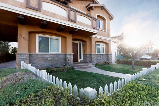 2106 Mathews Avenue A, Redondo Beach, CA 90278 (#PW21045300) :: Steele Canyon Realty