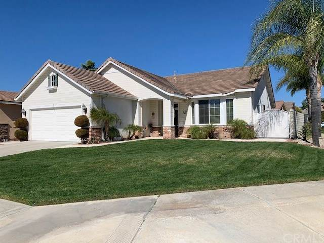 39405 Cardiff Avenue, Murrieta, CA 92563 (#SW21045592) :: Realty ONE Group Empire
